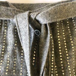 Angelo Tarlazzi Rhinestone Skirt Size S/M